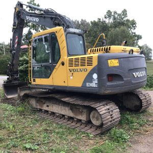 Volvo EC140BLC grävmaskin