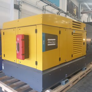 Atlas Copco drillair y35 kompressor