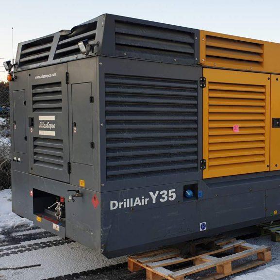Atlas Copco DrillAir Y35