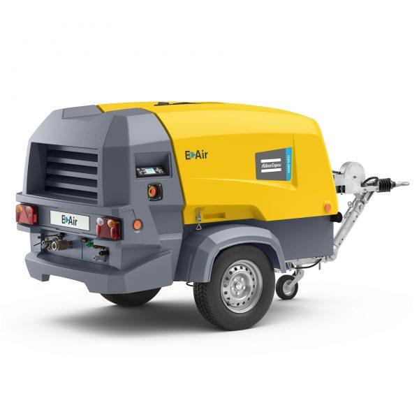 Atlas Copco e-air H450 elkompressor