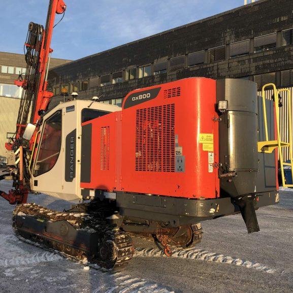Sandvik DX800