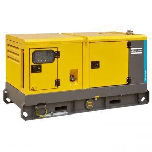 atlas copco qas 60/35 generator