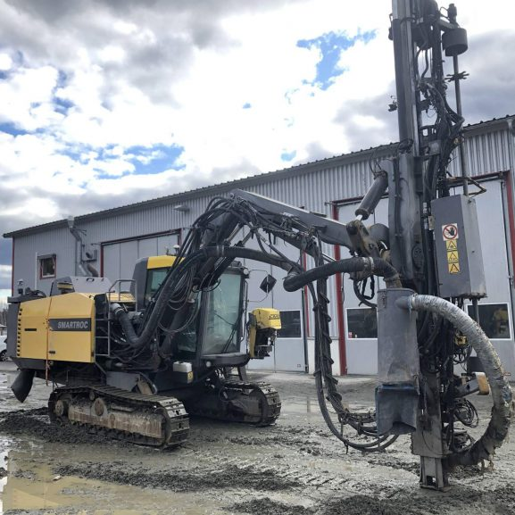 Atlas Copco ROC T40