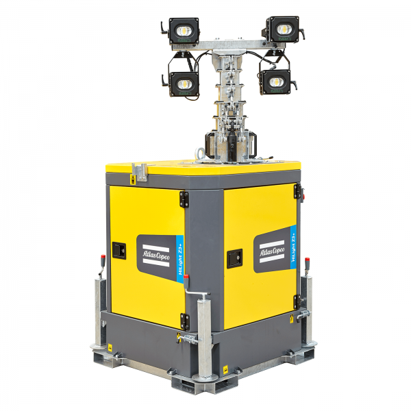 Atlas Copco HiLight Z3 batteri ljustorn