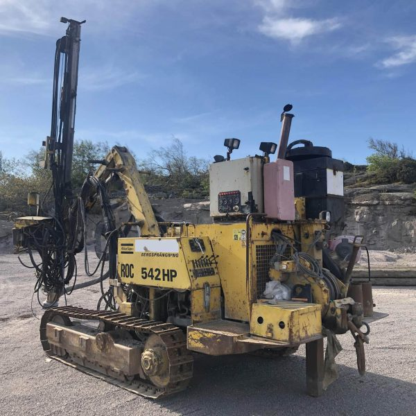 Atlas Copco ROC 542HP