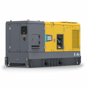 Atlas Copco E-air V1100 elektrisk kompressor