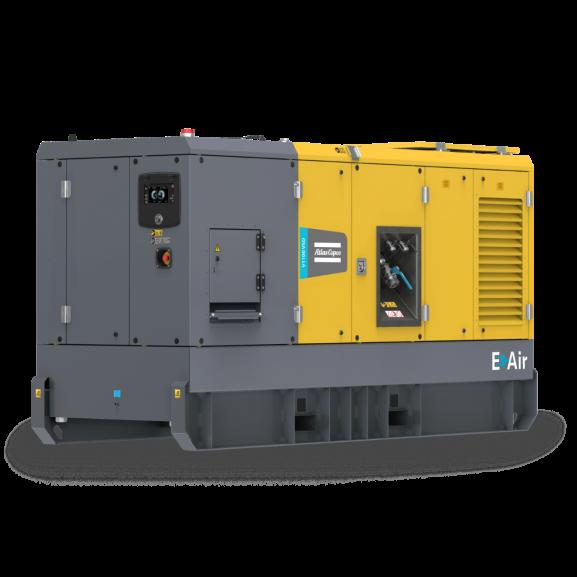 Atlas Copco E-air V1100 elektrisk kompressor
