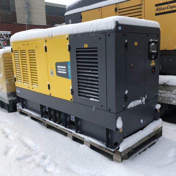 Atlas Copco E-Air V1100 VSD elkompressor