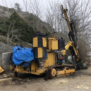 atlas copco ROC 712
